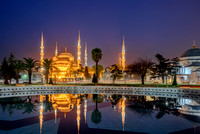 Blue Mosque,Istanbul, Turkey