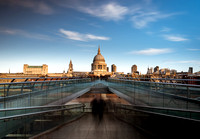 St Pauls Bridge London