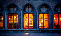 Arched windows shop