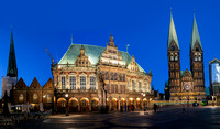 Town hall Bremen Germeny