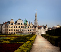 Mount of Arts, Brussels Belgium