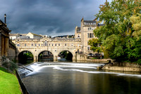 Pulteny Bridge Bath England